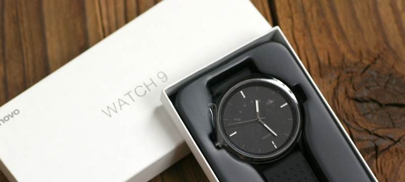 smartwatch LENOVO WATCH 9, FV23% DPD24H
