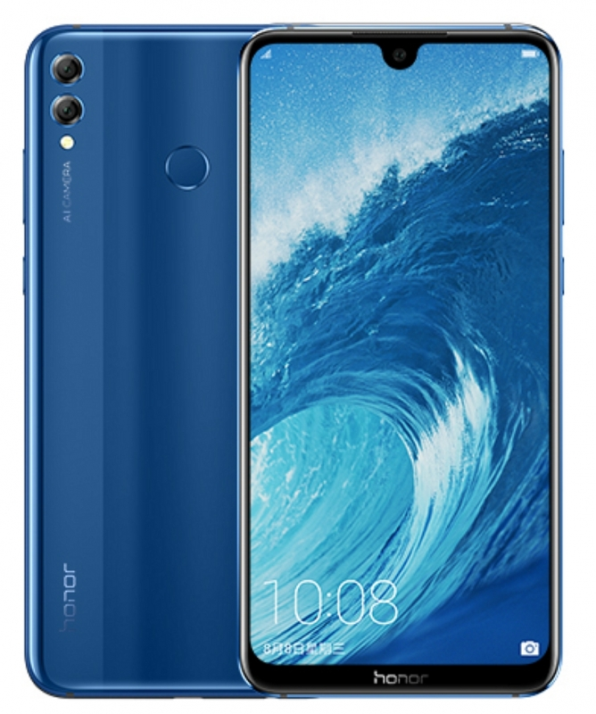 HONOR 8X MAX, 4GB 64GB +ETUI FV23% DPD24H